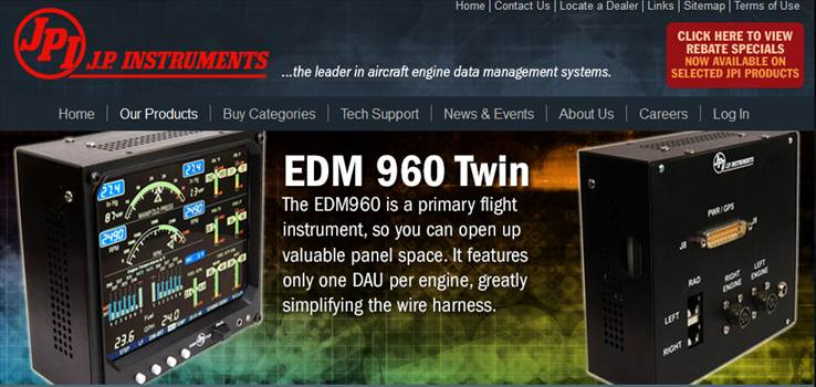 EDM 960 Twin by jpinstruments