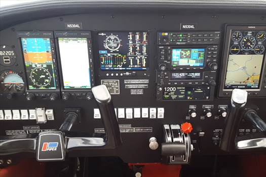 Aircraft Engine Monitoring Systems by jpinstruments
