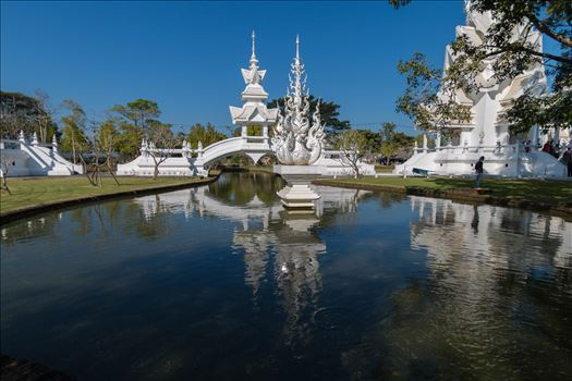 Wat Rong Khun 9 by AnnetteJohnsonPhotography