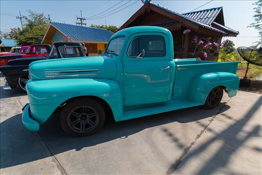 1948 Ford F-1 Pickup by AnnetteJohnsonPhotography