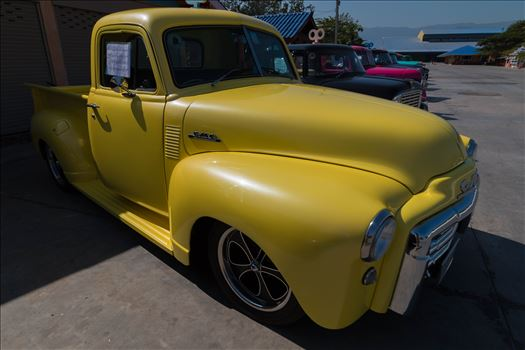 1952 GMC Pickup by AnnetteJohnsonPhotography