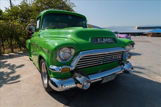 1956 GMC Pickup by AnnetteJohnsonPhotography
