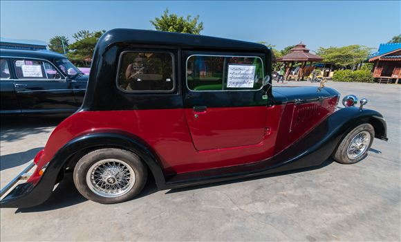 1930 Ford 5 Window Coupe by AnnetteJohnsonPhotography