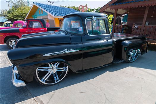 1958 Chevrolet Apache by AnnetteJohnsonPhotography