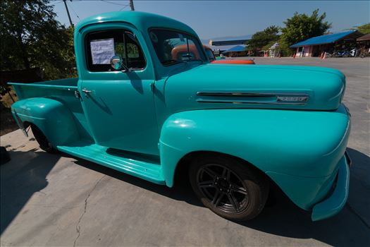 1948 Ford pickup by AnnetteJohnsonPhotography