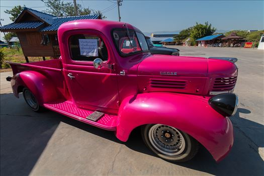 1941 Dodge WC (Civilian) half-ton pickup by AnnetteJohnsonPhotography