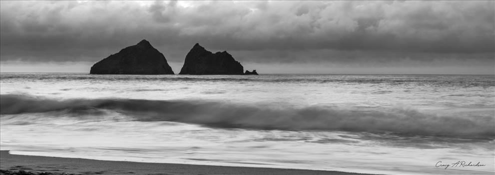 Gull Rock. by Craig A Richardson Photography