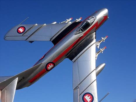 Indonesian MiG-17 by ScottUehl