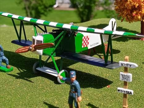 "Moldovan Air Force, Fokker D.VII ""Veronica"" by ScottUehl"