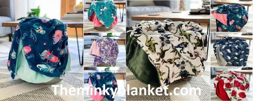 Minky Baby Blanket.jpg by BabyWantDesigns