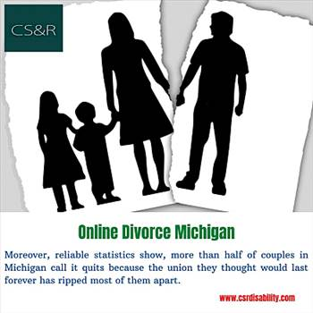 Online divorce Michigan by csrdisability