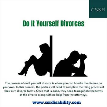 Do it yourself divorces by csrdisability