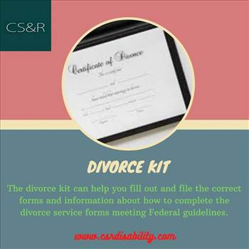 Divorce kit by csrdisability