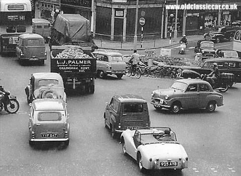 traffic.jpg by Ministrone