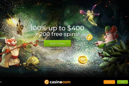 Read a comprehensive reviews of Casino.com including overview, customer support and other features. Check this website is scam or not.  Visit here:- https://casinoworldreviews.com/business/casino-com-reviews/