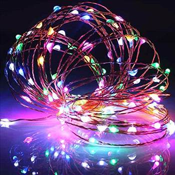 Sogrand Solar String Lights Outdoor Waterproof Multicolor 200 LED Copper Wire Decorative Fairy Light Garden Decorations Home Decor Deal of The Day Prime Today Landscape Lamp for Patio Outside Party  Visit here:-https://www.amazon.com/dp/B07CLH4H4T