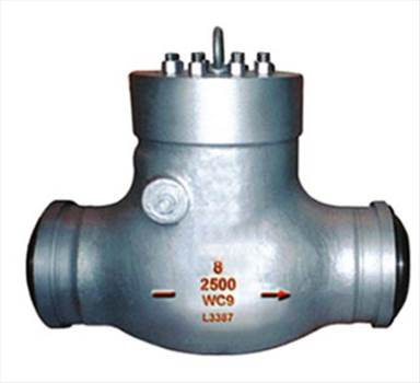 Pressure Seal Swing Check Valve Name Materials Body WCB WC1 WC6 WC9 Seat 25 15CrMoA 12Cr1MoVA Disc WCB WC1 WC6 WC9 Hinge WCB WC1  Visit here: - https://www.valvesonlyeurope.com/product-category/pressure-seal-swing-check-valve/  CONTACT INFO Germany