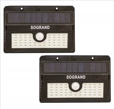 Brighter 45 LED solar lights outdoor motion sensor light comes with more brightness. High quality solar lights products at Amazon you can get more at our Sogrand Store.. Please search targeted keywords on amazon.. Order now from Sogrand Store ..  solar