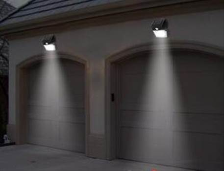 Sogrand Solar Motion Lights Outdoor Led Security Sensor Light Wireless Waterproof Bright Detector Lamp 45 Deal of The Day Prime Today Wall Mount Night Lighting For Outside Door Garage Path 2Pack  See more :- https://www.amazon.com/dp/B01GE5IZEW