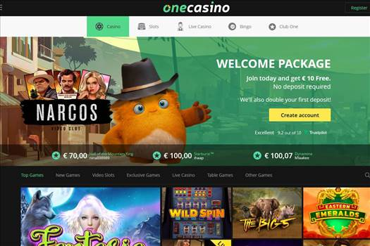 One Casino Review we also have a look at the support department. At Onecasino.com you can get support in multiple ways.  Visit here:-https://casinoslotpoker.com/business/onecasino-com/
