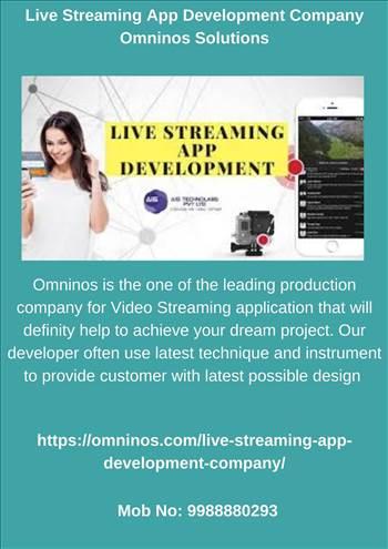 Live Streaming App Development Company- Omninos Solutions.jpg by amritkaur