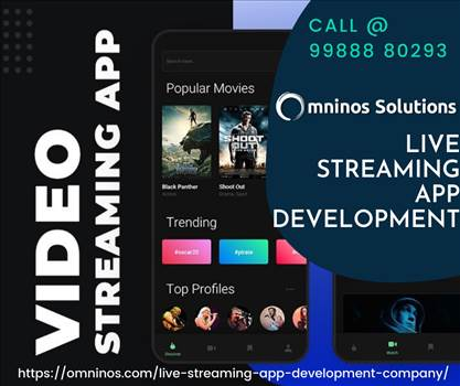 Live streaming app development- Omninos Solutions.png by amritkaur