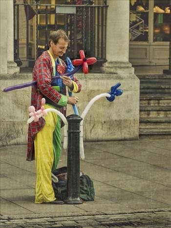 street clown.jpg by WPC-208