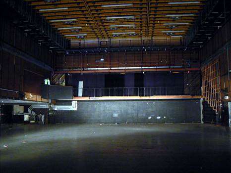 ATV-Centre - Studio 1 (Looking towards audience) by sparky