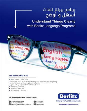 Translational companies in Bahrain by berlitzLanguagecenter