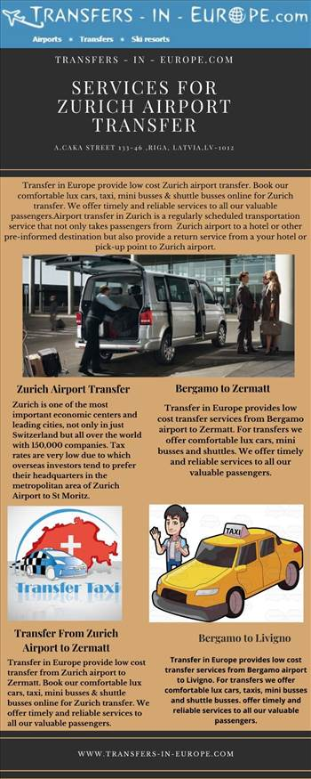 Services for Zurich Airport Transfer.jpg by transfersineurope