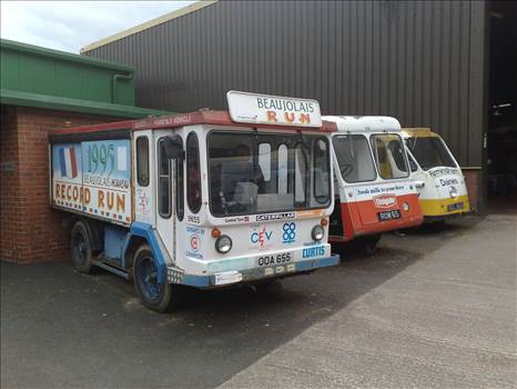 Milk Floats More.jpg by Peter Picard