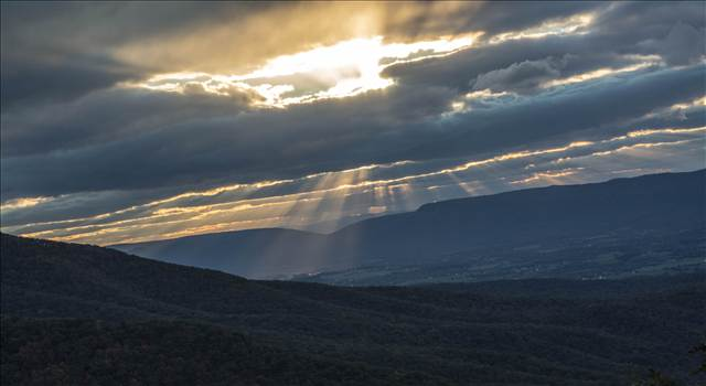 Heavenly Rays of Hope by Patricia Serene Photographs