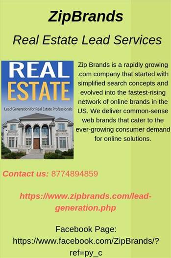 ZipBrands- Real Estate Lead Services.jpg by zipbrandsusa