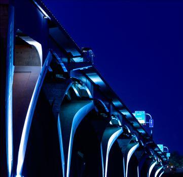 BLUE STEEL BRIDGE-0277.jpg by Patricia Zyzyk