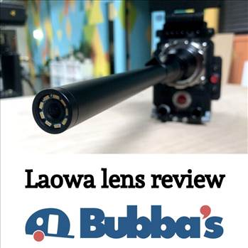 Our initial takeaway from our first test was the visuals on the Laowa probe lens are truly as unique as advertised, however, it was evident to our team there were some factors that needed to be ironed out.  Read full review here:  https://bubbas.la/la