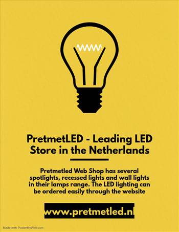 Pretmetled.nl - LED  Lights Online at Best Price in Netherlands by Pretmetled