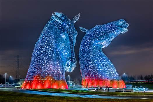 Kelpies+by+Night - Copy.jpg by RichardG