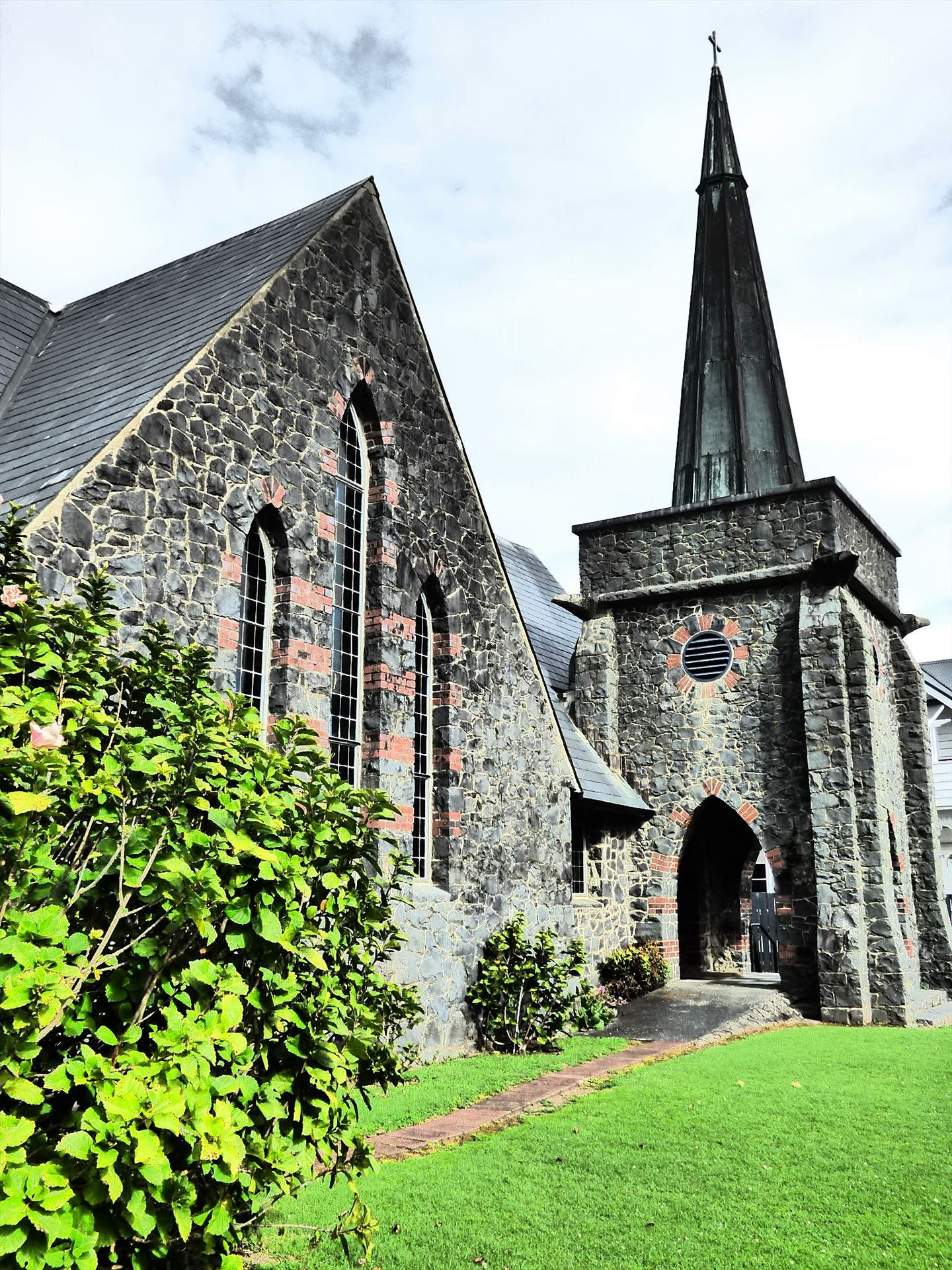 Church at Paihia  by Lewis & Co. Photography