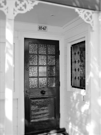 Door to where? -