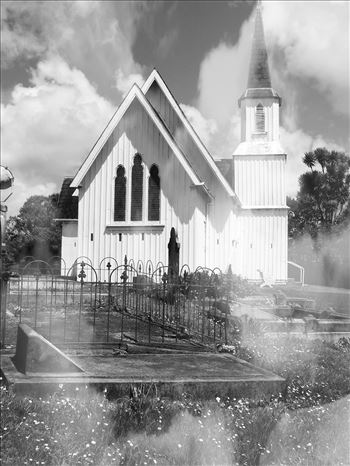 Smoky Church by Lewis & Co. Photography