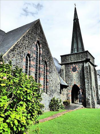 Church at Paihia -