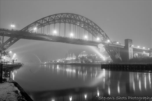 Fog on the Tyne by Steven's Shots Photography