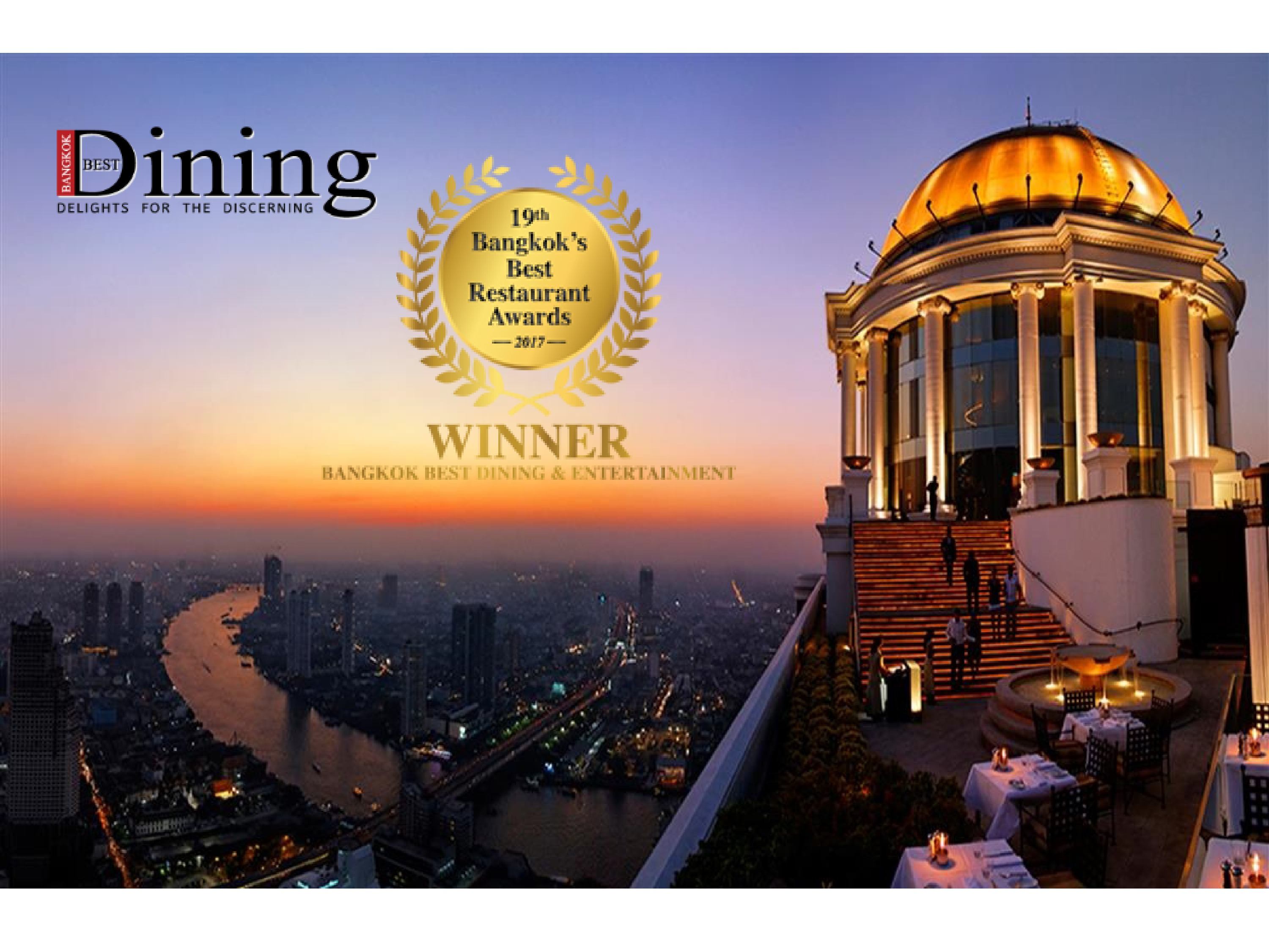 19th Bangkok Best Restaurant Awards at Bangkok Best Dining Get the details of the finest restaurants, bars & clubs, dining venue with Bangkok Best Dining Guide. Here, you get 19th Awards winning Bangkok best Restaurants. Visit http://www.bangkokbestdining.com.