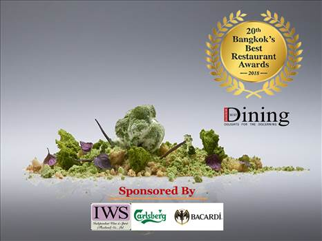 20th Bangkok's Best Restaurant Awards 2018 by bangkokbestdining