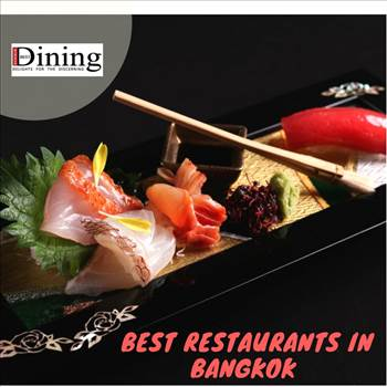 Great dining places through Bangkok Best Dining by bangkokbestdining
