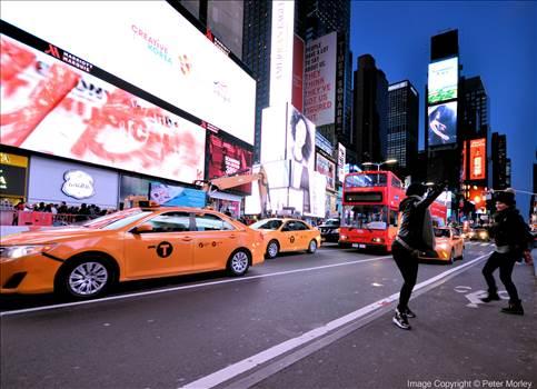 NY Street Scene by WPC-38