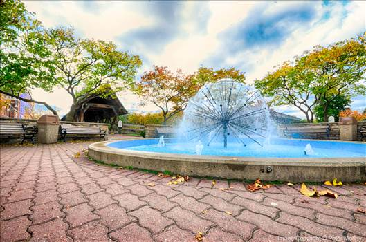Round Fountain by WPC-38