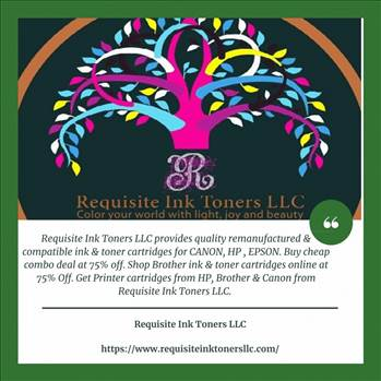 Buying compatible and remanufactured ink and toner cartridges..gif by requisiteinktoner