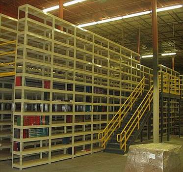 Shelving Dallas by secdfw