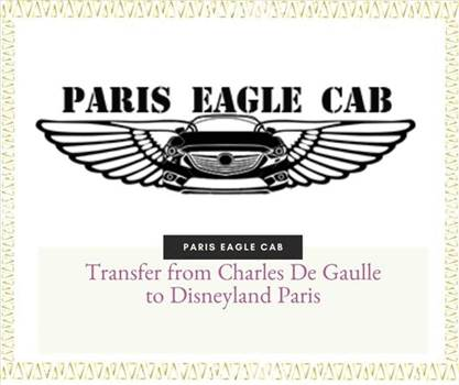Transfer from Charles De Gaulle to Disneyland Paris.gif by Pariseaglecab